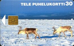Finland Phonecard Tele D154 - Finland