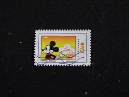 FRANCE YT ADHESIF 1583 OBLITERE - MICKEY - MONT SAINT MICHEL - Adhesive Stamps