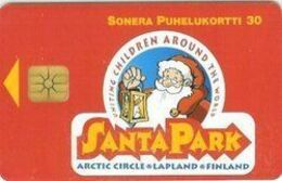 Finland Phonecard Sonera D175 ( Chip Mi2 ) - Finland