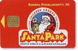 Finland Phonecard Sonera D180 ( Chip ODS2 ) - Finland