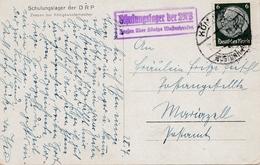 Schulungslager Der DRP: Ehrenhalle - Königs Wusterhausen - Berlin 1943 - Deutschland