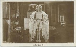 Film Star,cinema,music,pin-ups, - Ada Svedin - Schauspieler