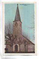71 - BEAUREPAIRE ( S.-et-L. ) - L' église - Frankreich