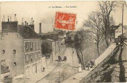 72 -  LE MANS -  Rue Barbier     158 - Le Mans