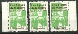 Bloc Marigny Vignette Précurseur 1988 - Autres