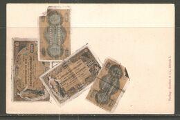 Carte P / Suisse  ( Billet De Banque / Représentation ) - Monete (rappresentazioni)