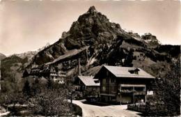 Kandersteg - Dorfstrasse Mit Birre (12395) * 1939 - BE Berne