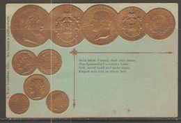 Carte P  ( Monnaies De Banque / Représentation ) - Monete (rappresentazioni)