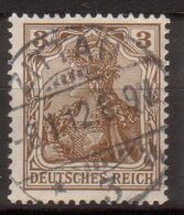 Deutsches Reich , 1905 , Mi.Nr. 84 O / Used - Used Stamps