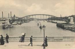 PARIS - Le Métro - La Passerelle D'Austerlitz - ND 1742 - Metropolitana, Stazioni