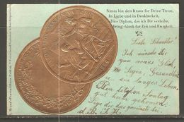 Carte P / Suisse  ( Monnaies Représentation / Exposition Cantonal Yverdon 1894 ) - Monete (rappresentazioni)