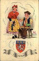 MARIONNETTES  Par Deux Enfants Dans Le LYONNAIS - Humorvolle Karten
