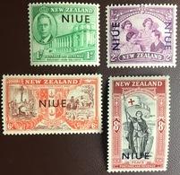 Niue 1946 Peace MNH - Niue