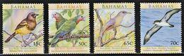 2009 Bahamas Rare Birds Set (** / MNH / UMM) - Oiseaux