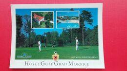 HOTEL GOLF GRAD MOKRICE(Brezice) - Golf