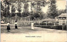 SPORT --  TENNIS  -- VEULES Les ROSES -- Le Tennis - Tennis