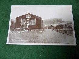 VINTAGE UK ENGLAND WILTSHIRE: CODFORD CAMP Hospital Ward Sepia New Zealand WWI Military Aotearoa - Other