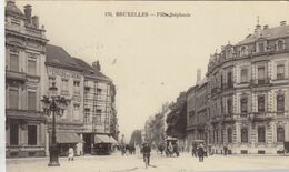 BRUXELLES / BRUSSEL / PLACE STEPHANIE  1911 - Marktpleinen, Pleinen