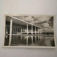 Brasil - Brasilia // Carte Photo //  Lago Palacio Da Alvorada   - Oscar Niemeyer 19?? - Brasilia