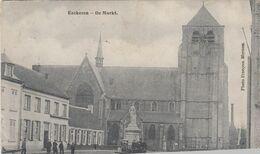 EKEREN / ANTWERPEN / DE MARKT 1910 - Antwerpen