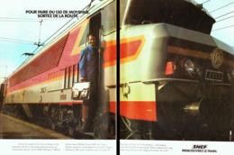 "PUB  "" SNCF  ""  1976 ( 7 ) - Ferrovie"