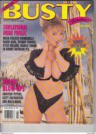 "USA, MAGAZINE 1995, HUSTLER ""BUSTY""  ** - Libri, Riviste, Fumetti"