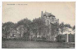 De HAAN : Coq Sur Mer - Villa Bon Accueil - Circulé: 1924 - 2 Scans - De Haan