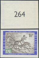 N°1422 Non Dentelé - Bélgica
