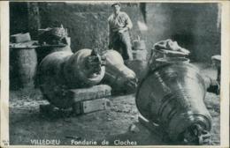 50 VILLEDIEU LES POELES / Fonderie De Cloches - Destine Fils  / - Villedieu