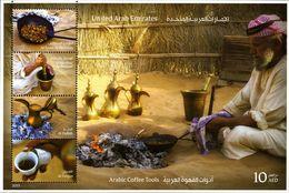 Emirats UAE United Arab Emirates 1083/86 Et Bf 79 Café , Moka - Boissons