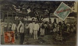 Sao Thome Et Principe Mercado Na Cidade - Sao Tome And Principe