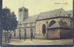 BOHAIN - L'Eglise (Feldpost) - Chateau Thierry
