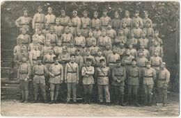 Carte-Photo - Portrait Militaires - Génie ? (BP) - Krieg, Militär