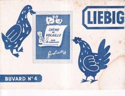 BUVARD(CREME DE VOLAILLE) LIEBIG - Soups & Sauces