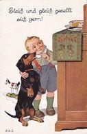 Gleich & Gleich Gesellt Sich Gern! - Signiert          (200813) - Hunde