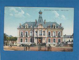 MONTCEAU LES MINES HOTEL DE VILLE - Montceau Les Mines