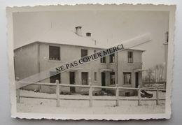 Petite Photo Originale Saint-Firmin-des-Vignes La Coopérative Meunière Et Boulangère Maison Montargis Cliché Amateur 3/3 - Francia