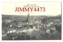 CPA - BACCARAT 54 Meurthe Et Moselle En 1916 - Vue Panoramique  Guerre 1914-1916 - Visé Nancy A.3261 - Scans Recto-Verso - Baccarat