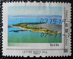 France  MonTimbraMoi  Ile D' Aix  Oblitéré - Frankreich