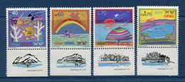 Israël - YT N° 1060 à 1963 - Neuf Sans Charnière - 1989 - Israel
