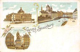67-STRASBOURG- MULTIVUES - Strasbourg