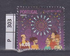 PORTOGALLO   2012Festa Popolare 0,05 Usato - Used Stamps