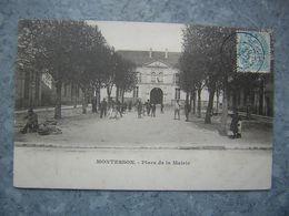 MONTESSON - PLACE DE LA MAIRIE - Montesson