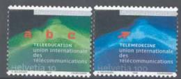 1999 Svizzera, Unione Telecomunicazioni , Serie Completa Nuova (**) - Officials