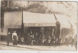 Restaurant- Biere Maxeville  - Carte Photo-  à Identifier -(D.8517) - To Identify