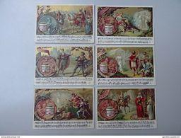 Série De Chromos Liebig San179 Belge: Scènes D'Opéra - Liebig