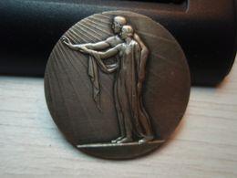 Médaille  Argent - Silver -   M.M-C  28 Février 1938-1963 - Otros
