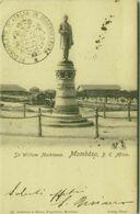 KENYA - MOMBASA - SIR WILLIAM MACKINNON - EDIT ANDERSON & MAYER - STAMP -  MAILED 1905 ( BG9784) - Kenia