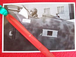 FOTO AEROPLANO FIAT CR 32 Con Atrezzatura Fotografica - Aviation