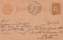 PORTUGAL - ENTIER POSTAL / BILHETE POSTAL - Tabua Le 14/12/1919 - Enteros Postales